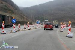 """Стартират обществените поръчки за текущ ремонт и поддържане на старите участъци от автомагистралите """"Хемус"""" и """"Тракия"""""""
