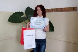 """Първо място на ученик от ПГТМ """"Христо Ботев"""""""