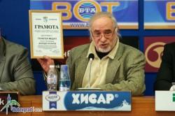 Володя Казаков се отказа публично от почетния медал на Община Ботевград