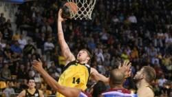 Александър Везенков за четвърти път MVP в Гърция