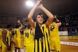 Везенков в челото на няколко класации в Гърция