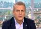 Петър Москов: Екшънът не е в ТВ студията, а екшънът е в кабинета ми
