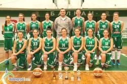 Девойките на Балкан си осигуриха място на финалите