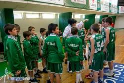 Финалите за момчета до 12 години са във Варна