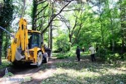 Инициативата за почистване на парка при КЕЕ стартира отново
