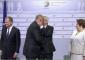 Юнкер разцелува Борисов