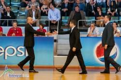 Влада Вукойчич: Видя се, че Балкан играе добър баскетбол