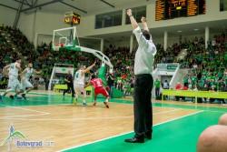 Балкан поведе с 2-1 след победа с 82-78 в Ботевград