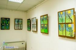 Исторически музей Ботевград представя творческия свят на Таня Джорджевич от Сърбия