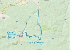 Колоездачна обиколка-Етрополе-Малки Искър-Лопян-Етрополе