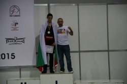 Николай Петков стана световен младежки шампион по савате