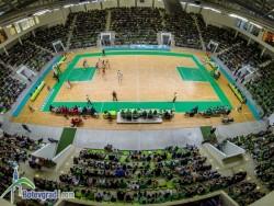 Официално: Лукойл Академик ще играе в Арена Ботевград мачовете си от европейския турнир