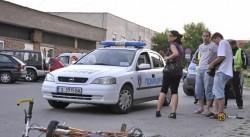 Джигити си организираха незаконна гонка и блъснаха три деца, едното загина на място