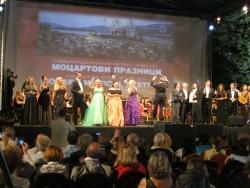 """""""Моцартовите празници"""" завършиха с гала, посветена на Христина Ангелакова"""