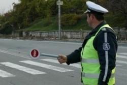 Пиян шофьор попадна в полицейския арест