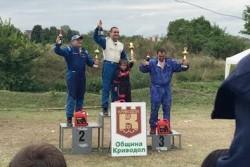 Ивайло Йончев и Владимир Димитров шампиони на България по рали крос!
