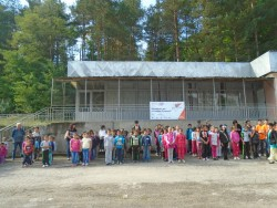 """Учениците от ОУ """"Христо Ботев""""с. Лопян отбелязаха Европейския ден на спорта в училище"""