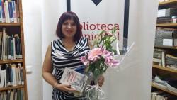 Втора поетична книга на Малинка Цветкова излезе на испански език