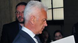 Сидеров не се яви в съдебната зала по делото срещу него, защитата му напусна заседанието