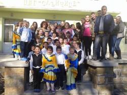 """Празник за най-малките слънчеви деца в ЦДГ """"Слънчице""""- гр. Етрополе"""