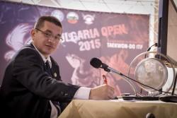 Наши състезатели с победи от големия международен турнир по Таекуон-до ITF в Благоевград