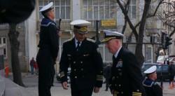 Командващият 6-ти американски флот е във Варна