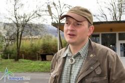 Иван Степанов, директор на Горско стопанство - Ботевград:  Пожарът обхвана над 700 дка гора
