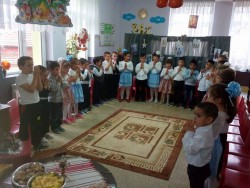 """Празник на християнското семейство в ЦДГ """"Слънчице""""- гр. Етрополе"""