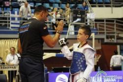 Владимир Николов сребърен медалист от Балканско първенство