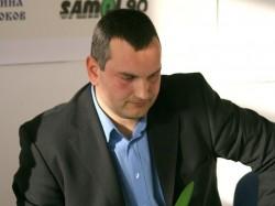 Михаил Михайлов за отказването му от баскетбола