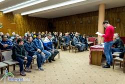 Общината ще подпомага развитието на футбола в Ботевград