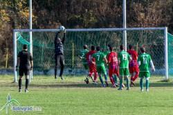 Футболистите на Балкан със загуба в първата контрола