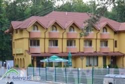 Почивната база в Боженица  предлага удобства за отдих и корпоративни събития