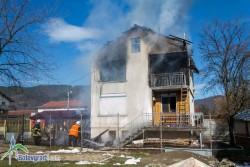 Възрастен мъж загина при пожар в Правец