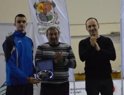 Владимир Далаклиев с приз за най-успешен български състезател