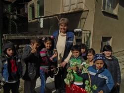"Честита Баба Марта - ОУ ""Хр. Ботев"" с. Лопян"