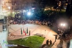 С тържествeна заря завърши честването на Националния празник в Ботевград