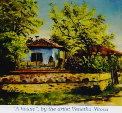 Картини от фонда на Исторически музей – Ботевград се популяризират чрез научно списание