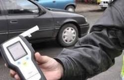 Шофьор в нетрезво състояние от Етрополе е задържан в полицейския арест