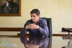 Кметът Иван Гавалюгов се срещна с вътрешния министър Румяна Бъчварова