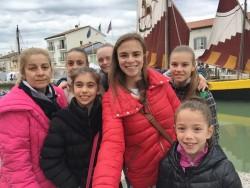 Акробатките от Ботевград с първи места в Италия /снимки/