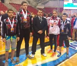 Европейско първенство по таекуондо ITF в Гърция