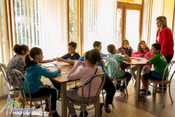 Зелено училище в Боженица