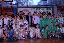 Вторият турнир за Балканската купа е от 6 до 8 май в Ботевград