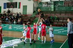 12-годишните на Балкан с две победи в първия ден на Балканската купа