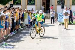 """Отбори от шест училища се включиха в надпреварата """"Да запазим децата на пътя"""", посветена на 1 юни (допълнена)"""
