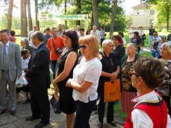 """Основно училище """"Любен Каравелов"""" в село Осиковица отбеляза своя 190-годишен юбилей"""
