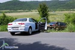 Катастрофа на Е-79 в района на Новачене