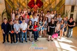 Кметът на Ботевград към зрелостниците:  Не губете връзка с родния край!