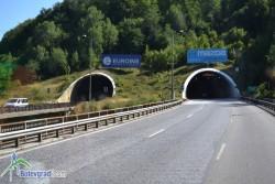 """От 1 август се ограничава движението на тежкотоварни автомобили над 10 тона в тунел """"Витиня"""" на АМ """"Хемус"""""""